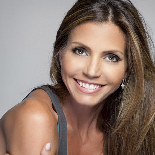 Charisma Carpenter Free2Luv partner