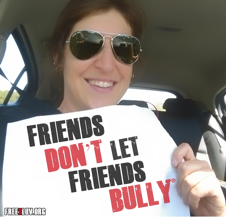 Celebrity Ambassador Mayim Bialik of The Big Bang Theory is standing up to bullying.
