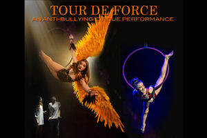 Free2Luv Presents Tour De Force Anti-Bullying Cirque Performance