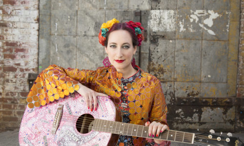 A uniquely written letter by Rachael Sage, singer & artist about her self-confidence growing up, what Pride & the LGBTQ community means to her & the letter she would write to her younger self.