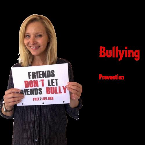 Ambassador Lisa Kudrow Stands Up To Bullying
